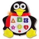 Early Learning ABC 123 Penguin Pal Electronic Learning Toy