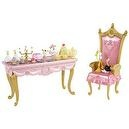 Disney Princess Belle Dining Room Scene Set