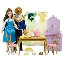 Disney Deluxe Beauty and the Beast Dining Set -- 30-Pc.