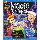 Scientific Explorers The Magic Science for Wizards Only