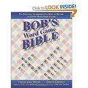 Bobs Bible: Words, Anagrams and Hooks [Paperback]