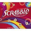 2012 Scrabble Year-In -A Box Calendar [Calendar]