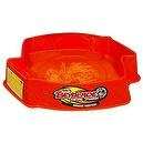 Beyblades 2011 Metal Fusion Beystadium Burning Firestrike Stadium