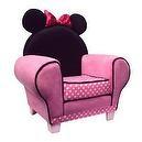 Disney Chair, Minnie Mouse  Disney Chair