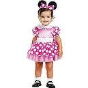 Minnie Mouse Clubhouse - Pink Minnie Mouse Infant Costume 12-18 Months  Disney Infant (12-18 Months) Clubhouse Minnie Mouse in