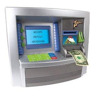 Savings Goal ATM Bank