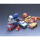 Magna-Tiles Working Trucks
