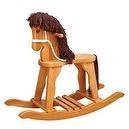 KidKraft Derby Rocking Horse - Honey  Kidkraft Derby Rocking Horse