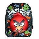 Angry Birds and Pig 3D Face Large Backpack Bag Tote Toy