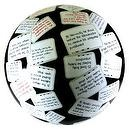 "Clever Catch Toss N Talk ""Noun, Verb, Adjective, Adverb"" Educational Interactive Teaching Ball"
