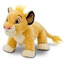 "Official Disney Lion King 13"" x 11"" Simba Plush Toy"