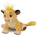 Disney Lion King Plush Doll - 12in