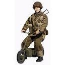 "Dragon Models 1/6 ""Martin Hicks"" (Private) - British Paratrooper with Welbike, 1st Airborne Division Arnhem 1944"