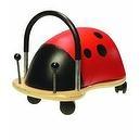 Prince Lionheart Wheely Bug, Ladybug, Small  Prince Lionheart Wheely Bug