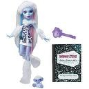 Monster High Abbey Bominable Doll With Pet Wooly Mammoth Named Shivver
