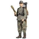 "Dragon Models 1/6 ""Alder Fisher"" (Grenadier) - WH Anti-Tank Loader  with Panzerfaust 257. Volksgrenadier-Division, Bavaria 1945"