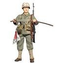 "Dragon Models 1/6 ""Jack Hanlon"" (Private) - USMC Squad Gunner, 28th Marines 5th Marine Division, Operation Detachment, Iwo Jima"