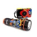 Batman Flashlight & Camera Adventure Kit MULTI
