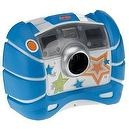 Fisher Price Kid-Tough Digital Camera - Blue  Fisher-Price Kid-Tough Digital Camera-Blue