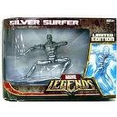 Marvel Legends SILVER SURFER on Surfboard limited edition action figure toy