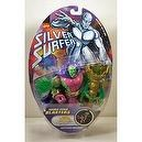 Marvel Comics Silver Surfer Drax with Light Up Cosmic Skull Blaster