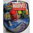 Mighty Beanz Marvel 4-Pack Silver Surfer
