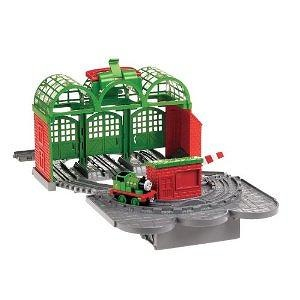 Thomas the Train: Take-n-Play Knapford Station