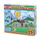 Melissa & Doug Mountain Bridge and Tunnel