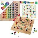 Colorku Solid Wood Colorku Game Set