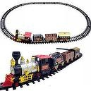 Super Train set, 12pc Super Long Set W Train Station