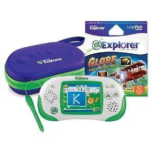 LeapFrog Leapster Explorer Grade School Globe-Trotter Pack