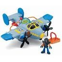 Fisher-Price Imaginext Sky Racers Tornado Prop with Bonus Plane