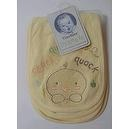 Organic Gerber 3 Pack Terry Burpcloths - Neutral