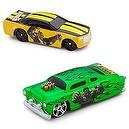 Disney Marvel Universe Hulk Vs. Abomination Die Cast Car Set -- 2-Pc.