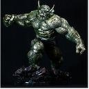 Abomination Faux Bronze Bowen Designs Statue