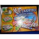 Math Lotto Game Introduction to Addition, Subtraction & Multiplication