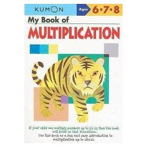 My Book of Multiplication: Ages 6-7-8