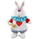 Disney White Rabbit Plush Toy -- 15