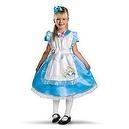 Alice Deluxe Child Costume, Child M(7-8)  Alice Deluxe Child