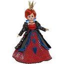 """Alexander Dolls 10"""" Queen Of Hearts (Alice In Wonderland Collection)"""