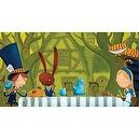 Hillgrove Mad Tea Party Wooden Jigsaw Puzzle