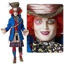 Alice in Wonderland Mad Hatter Futterwacken Tonner Doll