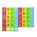 Wonderworld Abc (Upper Case) Alphabet Magnets