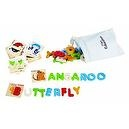 Plan Education Language Upper Case Alphabet Play Set