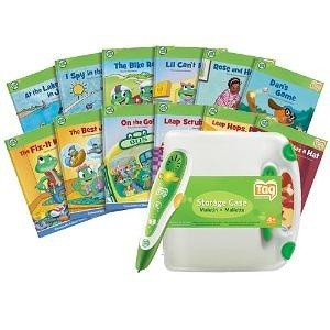 LeapFrog Tag Learn And Love To Read Set LeapFrog Tag Learn And Love To Read Set