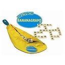 German Deutsch Bananagrams - Crossword Travel Game in Banana Bag