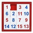 Anatex Number Puzzle Panel (1-15)