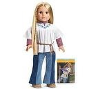 American Girl Julie Doll and Paperback Book