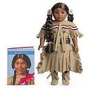 American Girl Limited Edition 25th Anniversary Collectible Kaya Mini Doll and Book