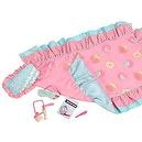 "Our Generation Cupcake Bedding Set For 18"" Dolls"